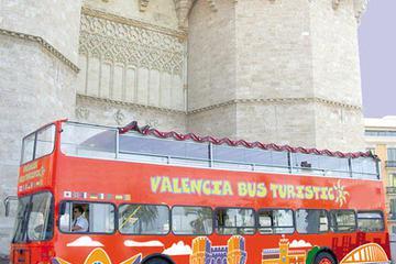 Valencia Hop-On Hop-Off Tour with Optional Oceanographic Aquarium Ticket