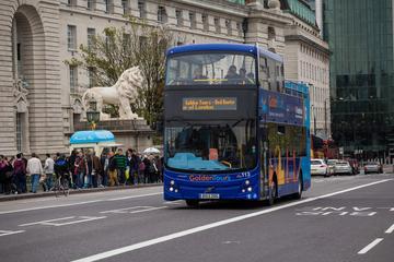 Golden Tours London Hop-On Hop-Off Bus Ticket