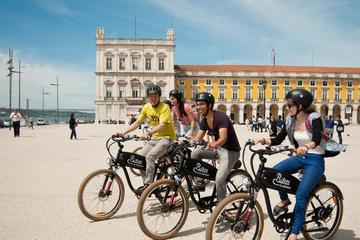 Lisbon Seven Hills Electric Bike Tour
