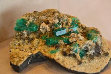 Bogotá Emerald Gemstone Tour