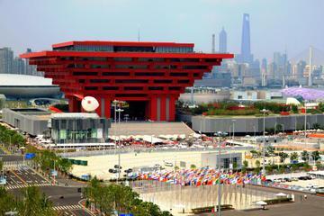 Modern Art Walking Tour: China Art Museum
