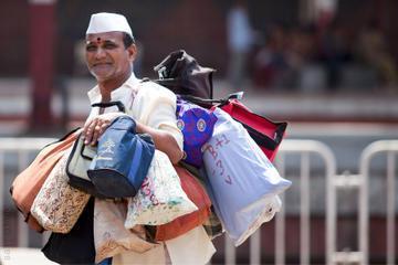 Morning Life of Mumbai's Dabbawalas and Dhobis Tour