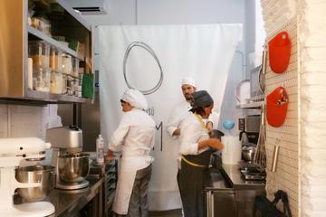 Learn how to make Tiramisu: 1 hour Class with a Professional Chef close to Campo de fiori