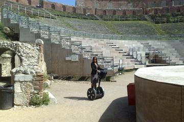 Taormina Shore Excursion: City Segway Tour