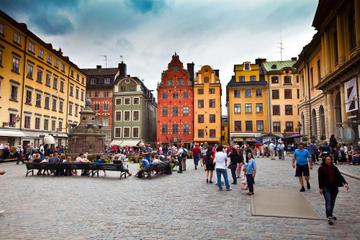 Stockholm Shore Excursion: Private Stockholm City Walking Tour Including the Vasa Museum