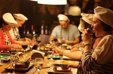 Buenos Aires Dining Experience: Empanada Making, Steak, Wine, Alfajores and Mate