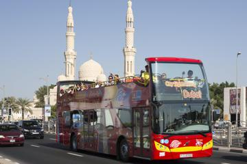 City Sightseeing Dubai and Sharjah Super Saver: Hop-On Hop-Off Tours