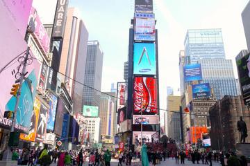 Beyond Broadway: Insider's Tour of Times Square