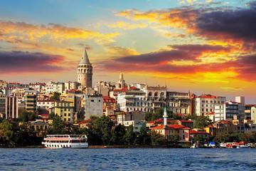 Istanbul Two Continents, Bosphorous, Spice Bazaar, Beylerbeyi Palace and Camlica Hill