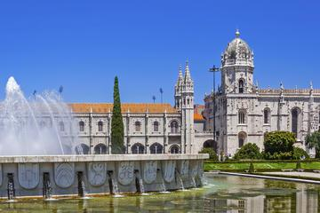 Belém Walking Tour in Lisbon Including Skip-the-Line to Monastery of St Jerome and Belém Tower
