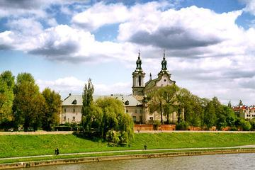 Krakow Small Group Vistula River Cruise with Audio-guide