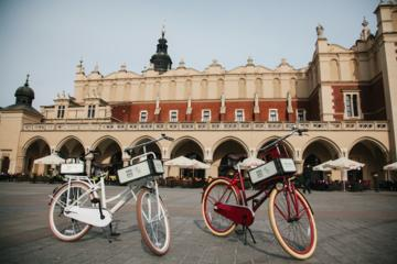 Private Sightseeing Bike Tour of Krakow