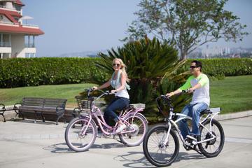 Santa Barbara Bike Rentals: Electric, Mountain or Hybrid