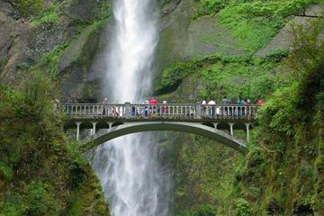 Afternoon 2PM-Half Day Multnomah Falls and Columbia River Gorge Waterfalls Tour from Portland