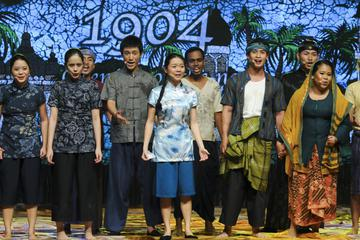 Ticket Only to Award Winning Musical MUD: Our Story of Kuala Lumpur