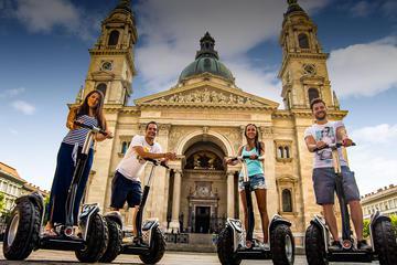 Budapest Side Segway Tour plus Cruise Combo