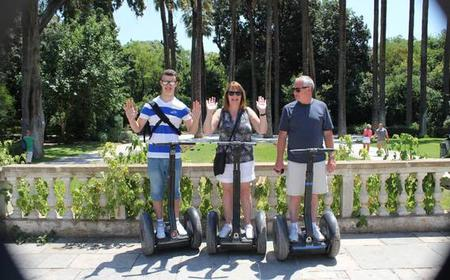 Athens: National Garden 2-Hour Segway Tour