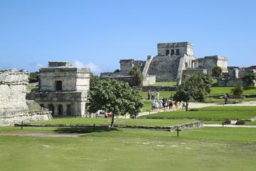 Tulum Ruins and Tankah Park Eco-Adventure Tour from Cozumel