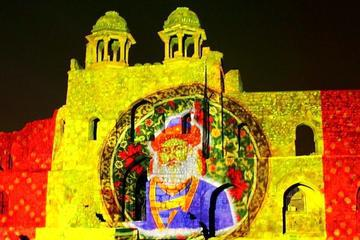 Private tour: Old Fort 'Purana Qila'  Sound and Light show with Dinner and Transfers