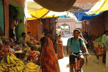 Jaipur Half-Day Cultural Cycling Tour