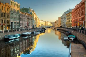 St Petersburg Walking City Tour