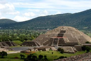 Mexico City Super Saver: Teotihuacán Pyramids Early-Morning Access plus City Tour