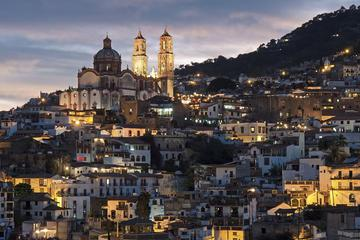 Mexico City Super Saver: Puebla and Cholula Plus Taxco and Cuernavaca Day Trips