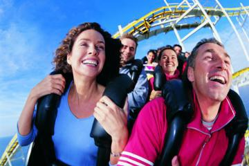 Skip the Line: Six Flags Mexico VIP Pass Including Transport from Mexico City