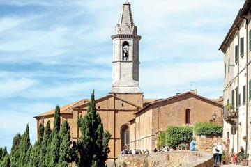 Enograstronomic Tour from Siena: Montalcino, Pienza and Montepulciano