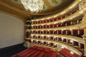 Private Tour of the Bolshoi Theater in Moscow
