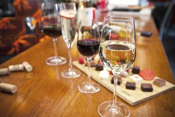 New York City Wine Tasting and Walking Tour
