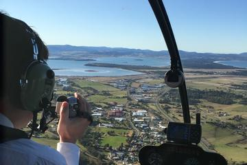 Hobart Helicopter Tour