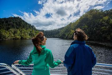 Strahan Day Trip by Air from Hobart with Gordon River Cruise