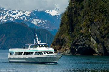 Kenai Fjords National Park Cruise from Seward