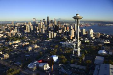 Seattle Seaplane Flight: Waterfront Highlights