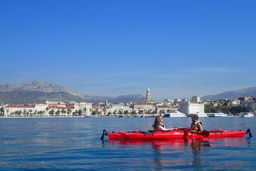 Split Small-Group Sea Kayaking Tour