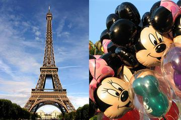 Private Transfer from Roissy Charles de Gaulle (CDG) Airport to Disneyland