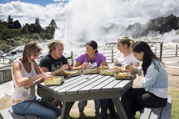 Te Puia Maori Cultural Tour and Steambox Lunch