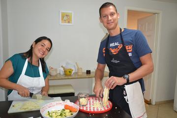 Mexico City Super Saver: Mexican Cooking Class Plus San Angel Food Tour