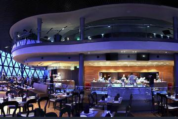 Dinner at the Oriental Pearl Tower Revolving Restaurant with transfer