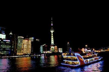 Shanghai Past and Future: Huangpu River Cruise, The Bund, Urban Planning Exhibition Hall and Shanghai Museum