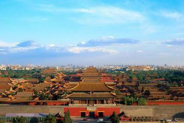 Beijing Day Trip of the Forbidden City, Hutong, Beihai Park and the Lama Temple