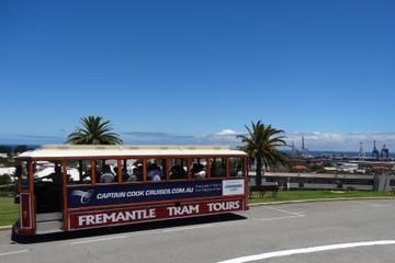Perth Shore Excursion: Fremantle Hop-On Hop-Off Tram Tour