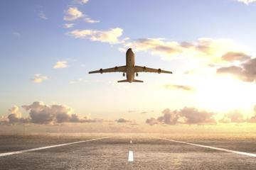 Private Departure Transfer: Santorini Hotels to Airport or Cruise Port