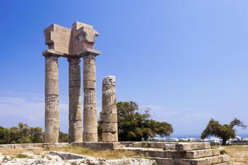 Rhodes Shore Excursion: Private Lindos Tour
