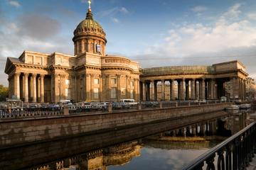 St Petersburg Shore Excursion: 3-Day Private Tour of St Petersburg