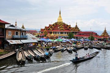 9-Night Best of Myanmar Private Tour: Yangon, Mandalay, Bagan and Inle Lake