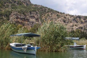 Dalyan Day Trip from Fethiye Including River Cruise, Mud Baths and Iztuzu Beach