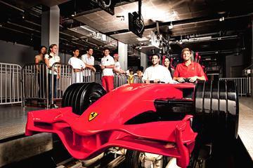 Entrance Ticket to Ferrari World in Abu Dhabi
