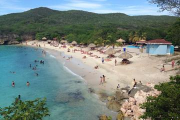 Private Blue Room and Beach Tour of Curacao by Speedboat